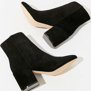 UrbanOutfitters Margot Suede Boots